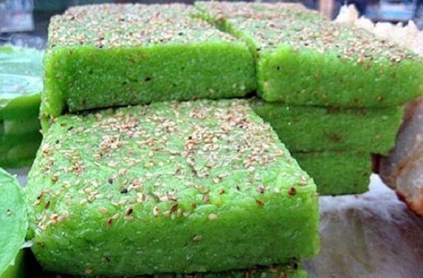 Xôi vị lá dứa là một món ăn truyền thống được rất nhiều người yêu thích