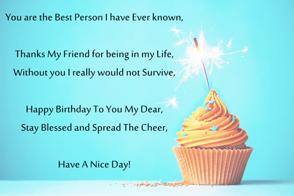 42 câu chúc sinh nhật hay và ý nghĩa nhất