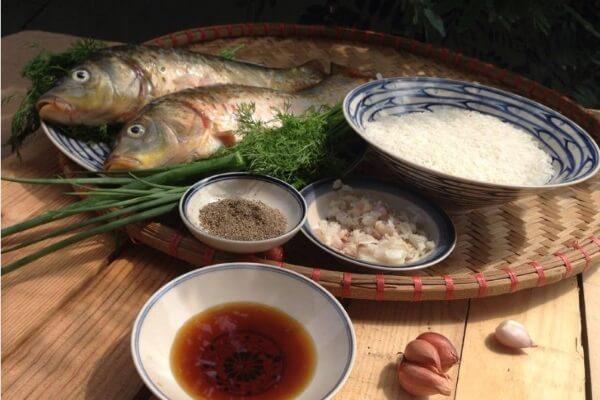 Thịt cá chép có rất nhiều công dụng như lợi tiểu, tốt cho hệ tiêu hóa