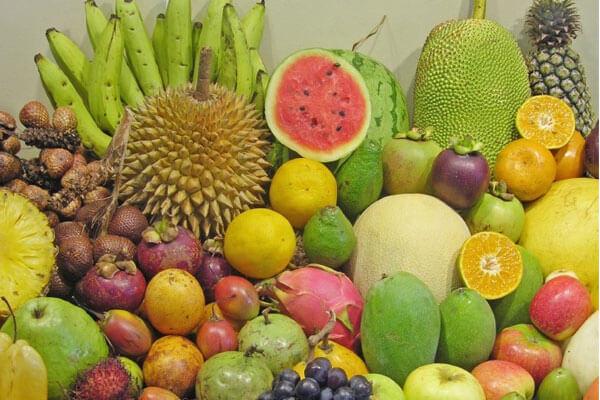 Trái cây tươi rất tốt cho sức khỏe, nó cung cấp các vitamin và chất khoáng