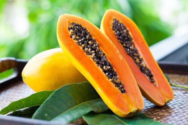 Đu đủ là một loại quả giàu dinh dưỡng, chứa nhiều chất chống oxy hoá