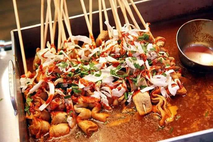 Hương vị của các món ăn đậm chất Hàn Quốc