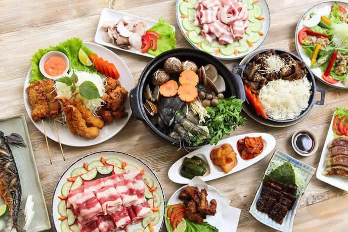 Nhà hàng Sushi Dining AOI - GF Saigon Pavillon