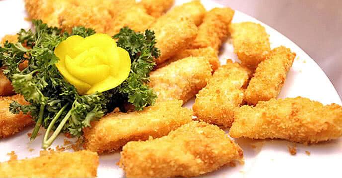 Những món ăn chay nhưng vẫn vô cùng hấp dẫn tại nhà hàng