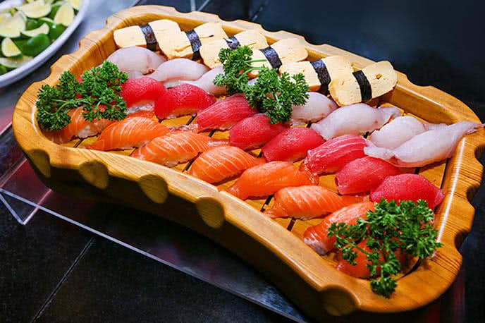 Ẩm thực Nhật Bản độc đáo