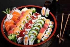 4 Món Cơm Cuộn Sushi Nhật Bản Ngon - Nguyên Liệu Và Cách Làm