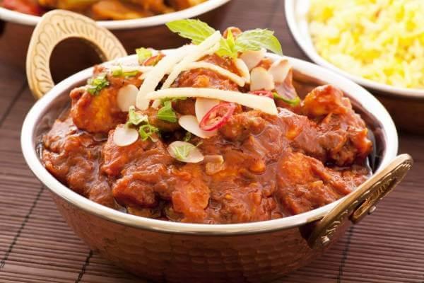 Sốt cà ri của Ấn Độ