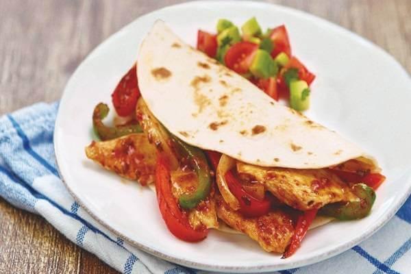 Sốt ớt fajita dùng để nấu các món bò, gà