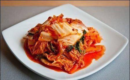 Món kim chi cải thảo chua ngọt ngon hấp dẫn