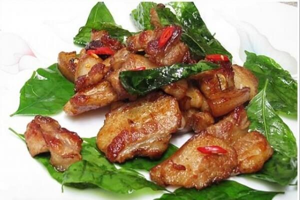 Cách Làm Món Thịt Ba Chỉ Rang Cháy Cạnh Ngon Đơn Giản