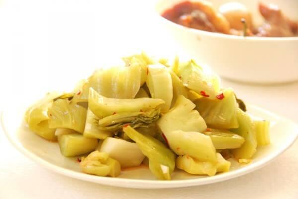 Cách muối dưa cải chua sẽ cho bạn 1 món được sử dụng ăn kèm với nhiều món ăn mặn