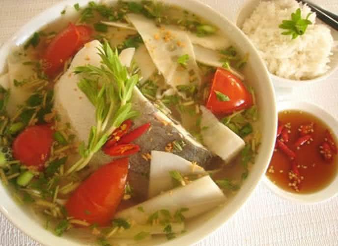 Cách nấu các món canh chua ngày hè canh chua đơn giản nhất