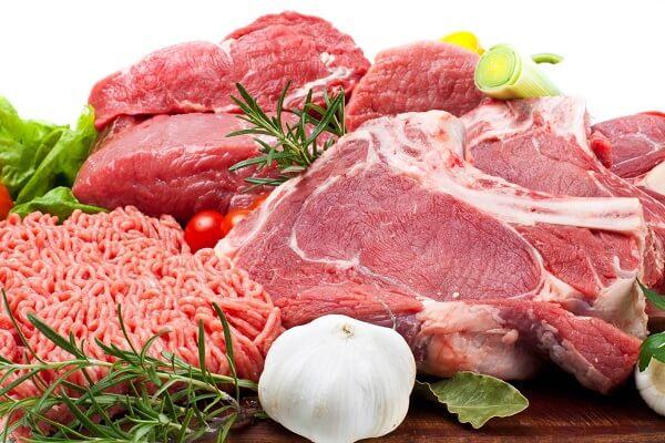 600gr thịt bò gân
