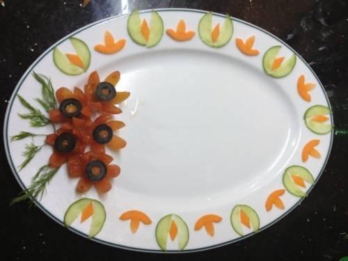 Những cách trang trí món ăn đẹp