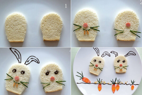 Cách trang trí món ăn đẹp mắt