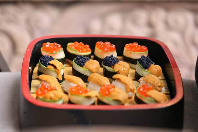 Những món ăn Nhật đầy mời gọi