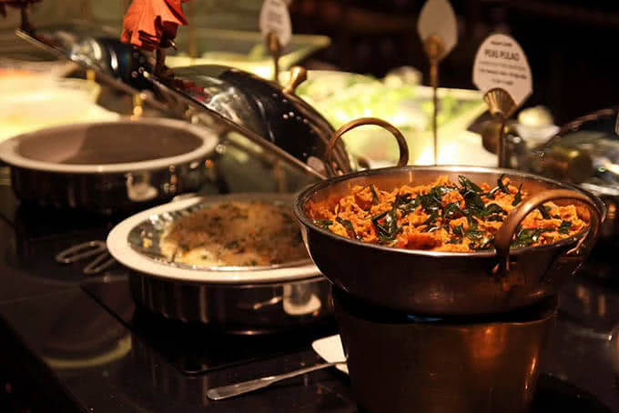 Món ăn Ấn Độ độc đáo