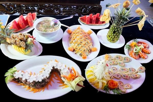 Nét ẩm thực Cung đình và ẩm thực Dân gian