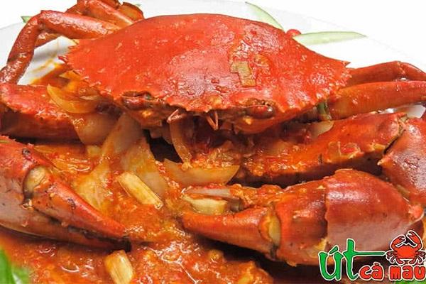 Cua Cà Mau là đặc sản đứng đầu trong các loại cua ở Việt Nam