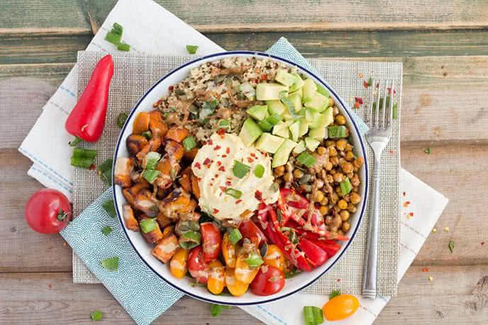 Mỗi món ăn đều cung cấp rất nhiều chất dinh dưỡng cho thực khách