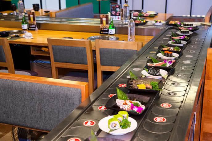 Nhà hàng buffet băng chuyền Osaka BBQ
