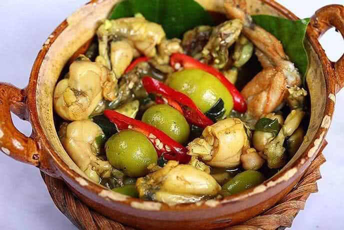 Mỗi món ăn đều có hương vị đặc trưng riêng