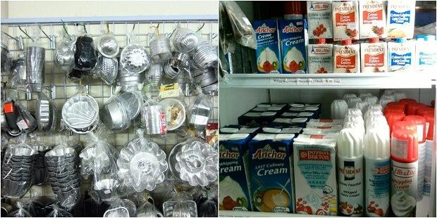 Tiệm bánh Khánh Hạnh - Địa chỉ: Sạp 347-348 Khu II A - Chợ Bà Chiểu