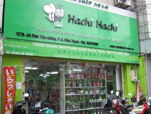 Shop đồng giá Hachi