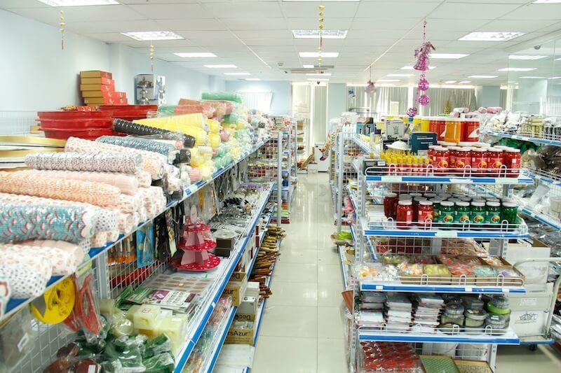 Cửa hàng Tân Nhất Hương - Địa chỉ: 61A Trần Quang Diệu. Quận 3 - Tòa nhà Choy's