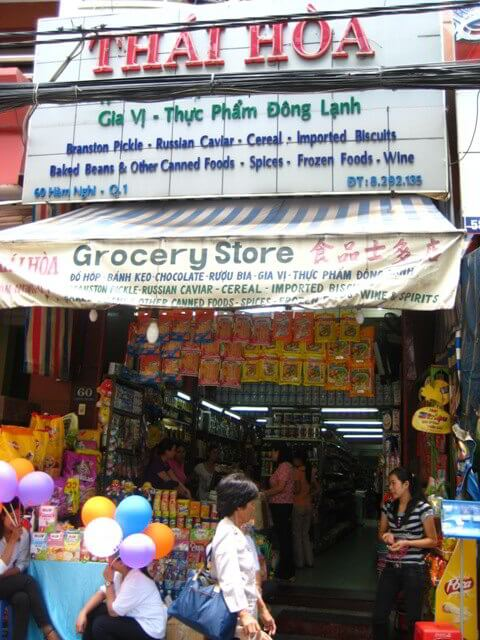 Cửa hàng Thái Hòa