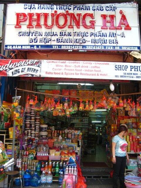 Cửa hàng Phương Hà chi nhánh 1