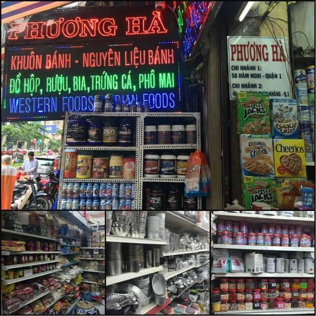 Địa chỉ: 48 - 50 Huỳnh Thúc Kháng, Quận 1 (Góc Pasteur)