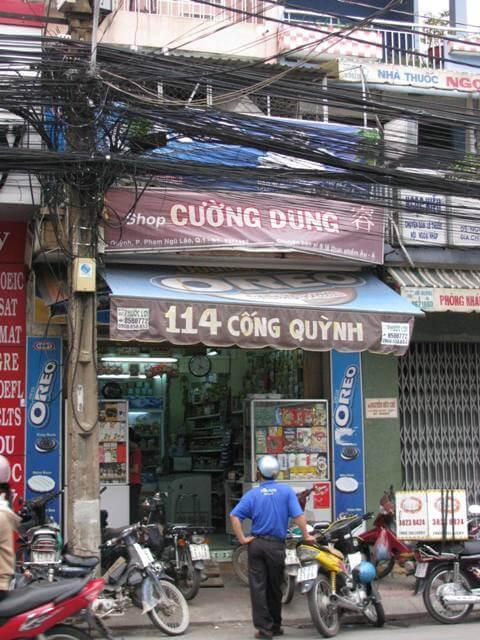 Cửa hàng Cường Dung