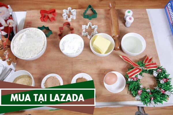 Mời bạn click vào banner xem đày đủ các dụng cụ làm bánh tại Lazada