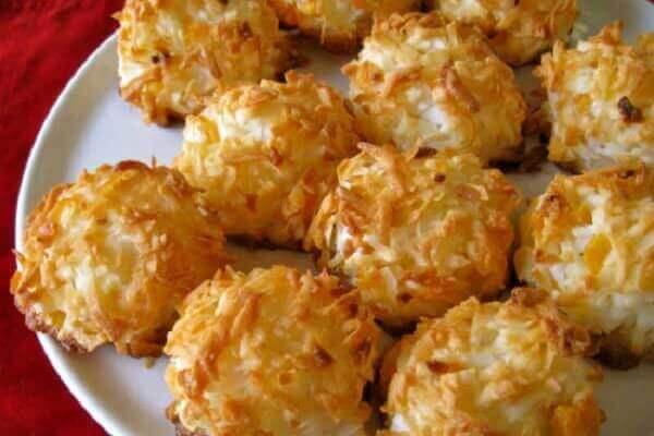 Cách Làm Bánh Dừa Nướng Ngon - Banh Dua Nuong An Vat