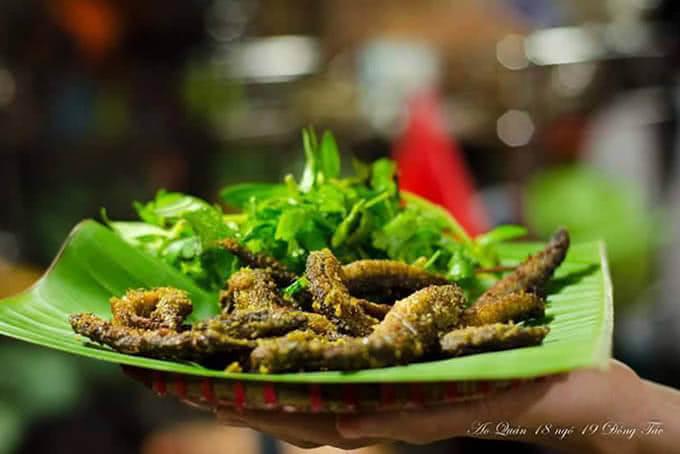 Những món ăn dân dã được mang về từ khắp các miền quê Bắc Bộ