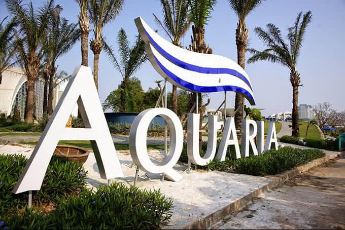 Aquaria Mỹ Đình – Viên ngọc bích lung linh phía Tây Thủ Đô