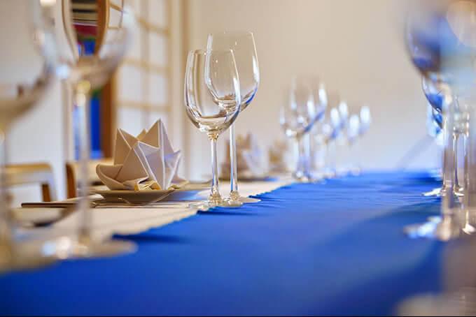 8 phòng VIP của nhà hàng Aquaria Mỹ Đình dành cho những buổi tiếp khách quan trọng