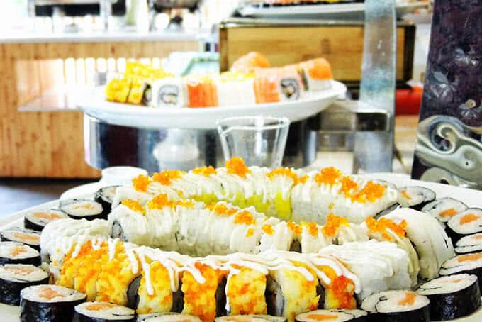 Sushi – Hương vị đặc trưng của ẩm thực Nhật Bản