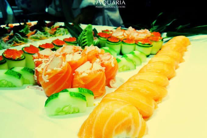 Ẩm thực chú trọng sự hài hòa âm dương và vị tươi ngon nguyên bản của món ăn