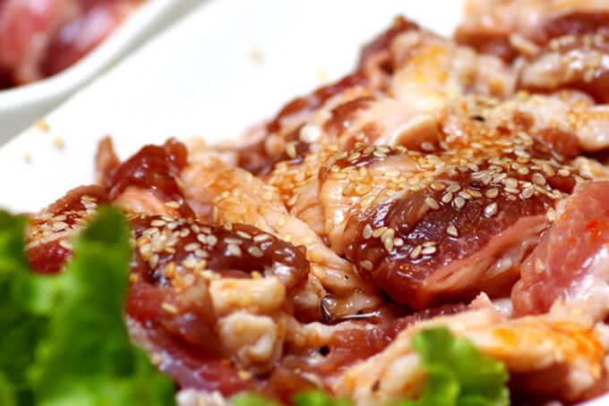 Các loại sốt được pha chế công phu tại BBQ House Cao Thắng