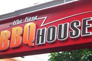 Review BBQ House Cao Thắng - Nhà hàng Buffet Tiệc Nướng BBQ