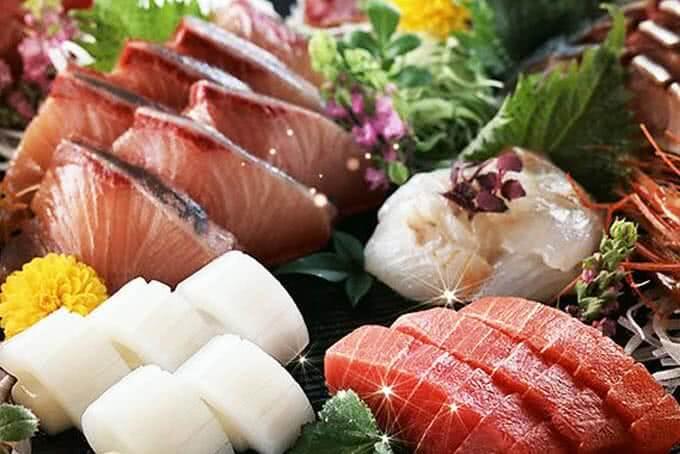 Món ăn luôn giữ được hương vị tự nhiên của hải sản - hương vị của biển cả.