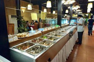 Review Nhà Hàng Hương Rừng - Buffet Hương Rừng Nguyễn Trãi