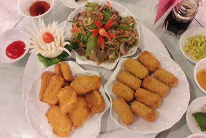 Ba món khai vị nổi tiếng của Đông Hồ