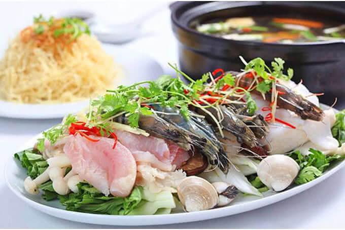 Hay cá Lăng tự nhiên với chất thịt ngọt đậm đà