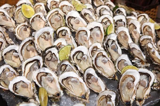 Tại L'annam Buffet Bùi Thị Xuân, hải sản luôn được đảm bảo tươi ngon nhất