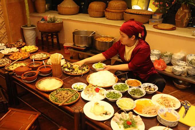 Những món bún bánh dân dã của người Việt