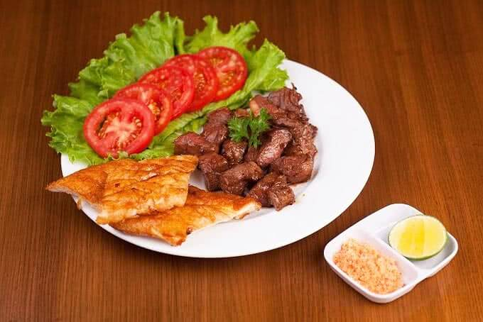 Bò nướng Nha Trang