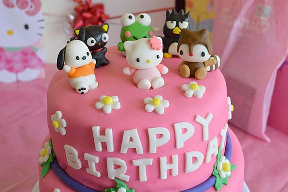 Sinh nhật là một dịp có ý nghĩa để người thân trong gia đình, bạn bè